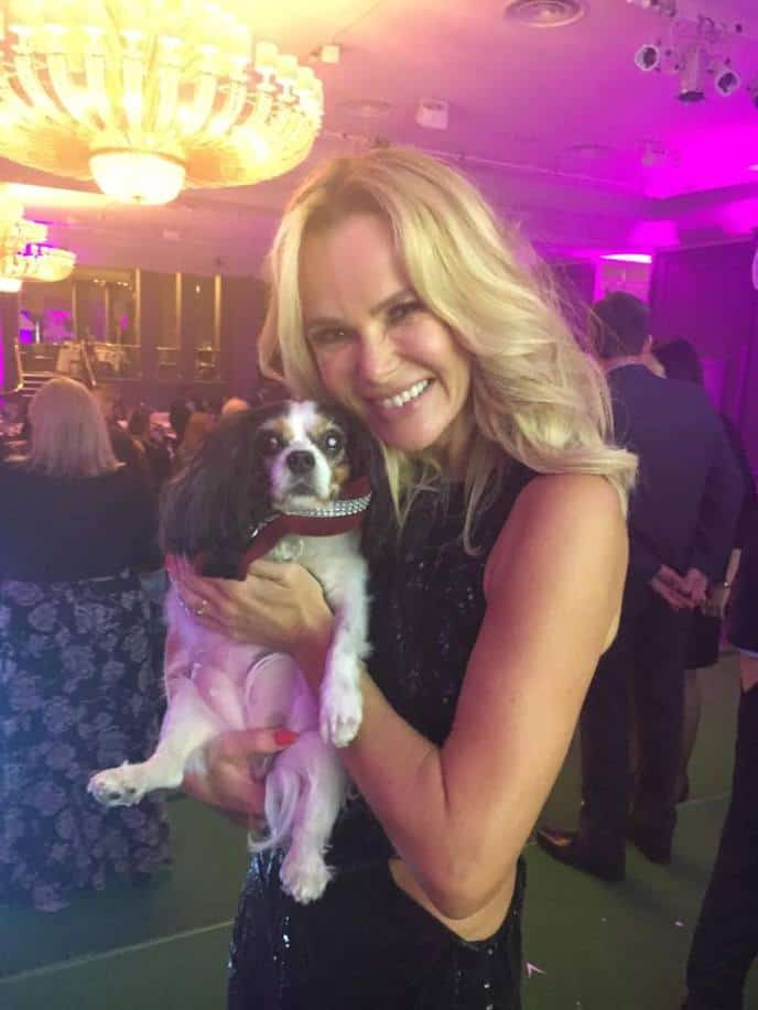 lucy-the-rescue-cavalier-amanda-holden